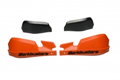 Barkbusters Χούφτες Τιμονιού VPS Universal χωρίς κιτ τοποθέτησης Πορτοκαλί