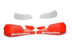 Barkbusters Χούφτες Τιμονιού VPS Universal χωρίς κιτ τοποθέτησης Κόκκινες