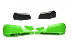 Barkbusters Χούφτες Τιμονιού VPS Universal χωρίς κιτ τοποθέτησης Πράσινες