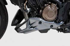 Καρίνα CB 650F Ermax 2017-2018 Honda Mαύρη Άβαφη