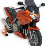 Καρίνα CBF 1000 S Ermax 2006-2010 Honda Mαύρη Άβαφη