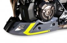 Καρίνα MT 07 Ermax 2014-2017 Yamaha Μαύρη Άβαφη