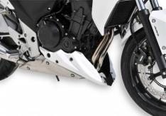 Καρίνα CB 500F Ermax 2013-2015 Honda Mαύρη Άβαφη