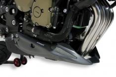 Καρίνα XJ6 Diversion Ermax 2009-2017 Yamaha Mαύρη Άβαφη