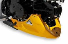 Καρίνα MSX 125 Grom Ermax 2013-2015 Honda Mαύρη Άβαφη