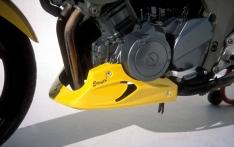 Καρίνα TDM 900 Ermax 2002-2014 Yamaha Μαύρη Άβαφη
