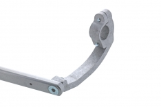 Barkbusters Κιτ τοποθέτησης για Χούφτες Multistrada V4 S