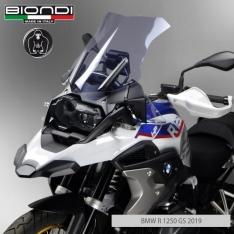 Ζελατίνα R1200/1250 GS Biondi Ψηλή 2013-2020 BMW Ελαφρώς Φιμέ 47,5cm