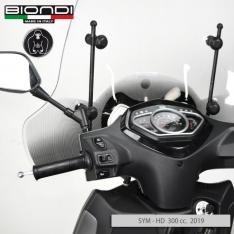Κιτ Τοποθέτησης για Ζελατίνα HD 300 2019-2020 Sym Biondi