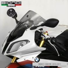 Ζελατίνα S 1000RR Κουρμπαριστή Biondi 2010-2014 BMW Ελαφρώς Φιμέ