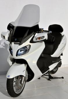 Ζελατίνα Burgman 650 Genuine Ermax Ψηλή 2002-2011 Suzuki Ελαφρώς Φιμέ 81cm