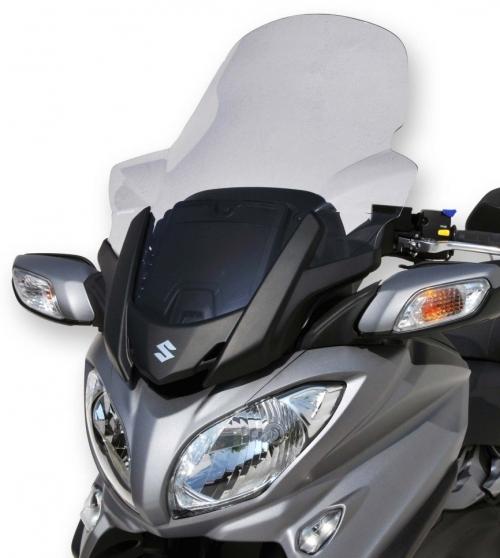 Ζελατίνα Burgman 650 Executive Ermax Ψηλή 2013-2020 Suzuki Ελαφρώς Φιμέ 77cm