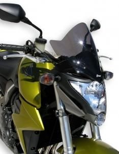 Ζελατίνα CB 1000R Ermax Κοντή 2008-2017 Honda Σκούρο Φιμέ 30cm