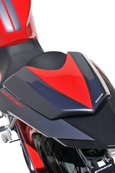 Μονόσελο CB 500F Ermax 2016-2018 Honda Μαύρο Άβαφο Πλαστικό