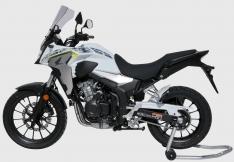 Προέκταση Μπροστινού Φτερού CB 500 X Ermax 2019-2020 Honda Μαύρη