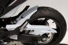 Φτερό Πίσω Τροχού CB 600F Hornet Ermax 2007-2010 Honda Μαύρο Άβαφο Πλαστικό