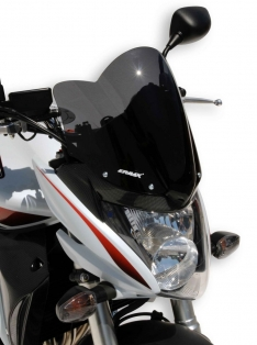 Ζελατίνα CB 600F Hornet Ermax Κοντή 2007-2010 Honda Σκούρο Φιμέ 31cm