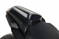 Μονόσελο CB 650R Ermax 2019-2020 Honda Μαύρο Άβαφο Πλαστικό
