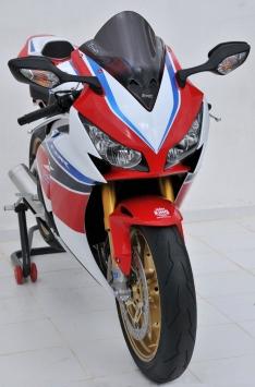 Ζελατίνα CBR 1000 RR Κουρμπαριστή 2012-2016 Honda Σκούρο Φιμέ 37cm