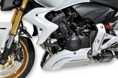 Αεραγωγοί Ψυγείου CB 600F Hornet Ermax 2011-2013 Honda Μαύροι
