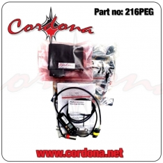 Cordona Quickshifter PEG RSV4R RR RF Tuono V4 PQ8 για εργοστασιακό λεβιέ