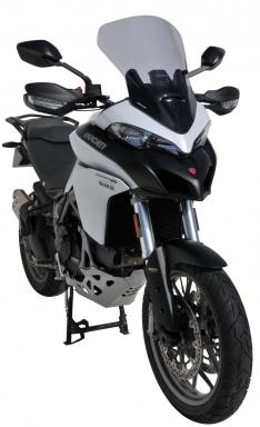 Ζελατίνα Multistrada 950 Ermax Original 2018-2020 Ducati Ελαφρώς Φιμέ 52cm