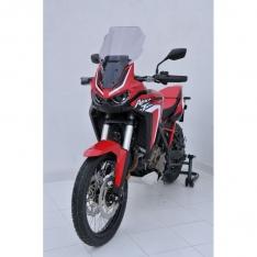Ζελατίνα CRF 1100 L Adventure Sports Africa Twin Ermax Ψηλή 2020-2021 Honda Ελαφρώς Φιμέ 50cm