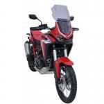 Ζελατίνα CRF 1100 L Africa Twin Ermax Ψηλή 2020-2021 Honda Ελαφρώς Φιμέ 50cm