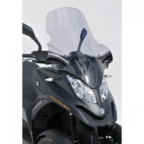 Ζελατίνα 3D 350 S Ermax Ψηλή 2012-2017 Quadro Ελαφρώς Φιμέ 80cm