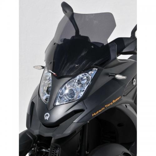Ζελατίνα 3D 350 S Ermax Κοντή 2012-2017 Quadro Σκούρο Φιμέ 46cm