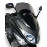 Ζελατίνα T Max 500 Ermax Κοντή 2008-2011 Yamaha Σκούρο Φιμέ 68cm