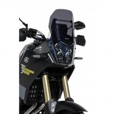 Ζελατίνα Tenere 700 Ermax Κοντή 2020-2021 Yamaha Σκούρο Φιμέ