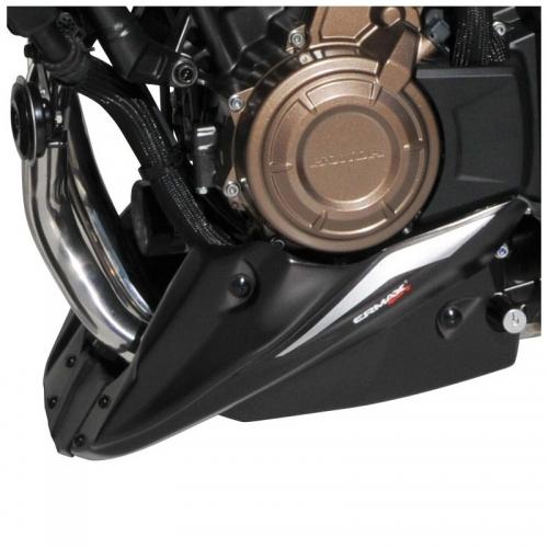 Καρίνα CB 500 X Ermax 2019-2020 Honda Mαύρη Άβαφη
