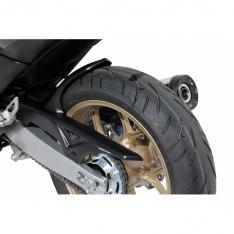 Φτερό Πίσω Τροχού Integra 750 D Ermax 2016-2020 Honda Μαύρο Άβαφο Πλαστικό