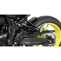 Φτερό Πίσω Τροχού MT 07 Ermax 2018-2020 Yamaha Μαύρο Άβαφο Πλαστικό