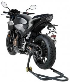 Φτερό Πίσω Τροχού CB 500F Ermax 2019-2020 Honda Μαύρο Άβαφο Πλαστικό