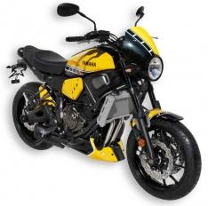 Φτερό Εμπρός Τροχού XSR 700 Ermax 2016-2020 Yamaha Μαύρο Άβαφο Πλαστικό