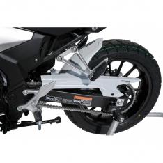 Φτερό Πίσω Τροχού CB 500 X Ermax 2019-2020 Honda Μαύρο Άβαφο Πλαστικό