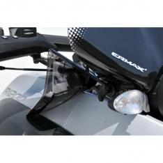 Πτερύγια Flaps R 1200GS ADV Ermax 2004-2012 BMW Μαύρα