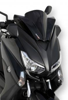 Ζελατίνα X Max 400 Ermax Κοντή 2013-2017 Yamaha Σκούρο Φιμέ 31cm