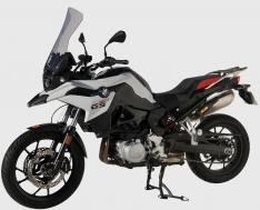 Προέκταση Μπροστινού Φτερού F750 GS Ermax 2018-2020 BMW Μαύρη