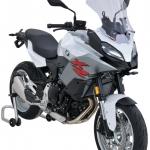 Ζελατίνα F 900XR Ermax Ψηλή 2020-2021 BMW Ελαφρώς Φιμέ 46cm