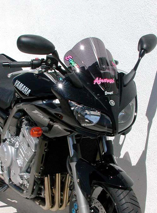 Ζελατίνα Fazer 1000 Κουρμπαριστή 2001-2005 Yamaha Σκούρο Φιμέ 33cm