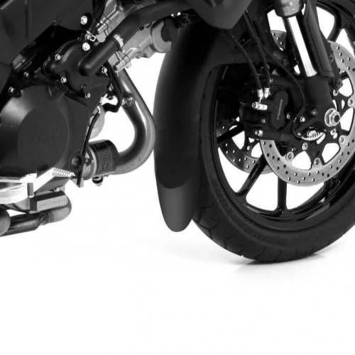 Προέκταση Μπροστινού Φτερού DL 1000 V-strom Ermax 2014-2019 Suzuki Μαύρη