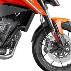 Προέκταση Μπροστινού Φτερού Duke 790 Ermax 2018-2020 KTM Μαύρη