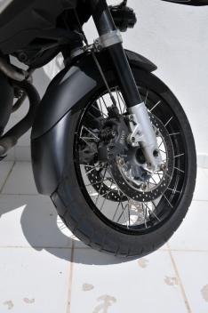 Προέκταση Μπροστινού Φτερού R 1200GS ADV Ermax 2004-2012 BMW Μαύρη