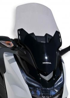 Ζελατίνα Forza 125 Ermax Ψηλή 2015-2018 Honda Ελαφρώς Φιμέ 57cm