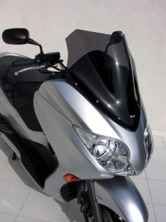 Ζελατίνα Forza 250 Ermax Κουρμπαριστή 2008-2011 Honda Σκούρο Φιμέ 43cm