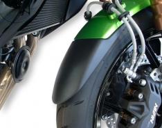 Προέκταση Μπροστινού Φτερού Z 750R Ermax 2011-2012 Kawasaki Μαύρη