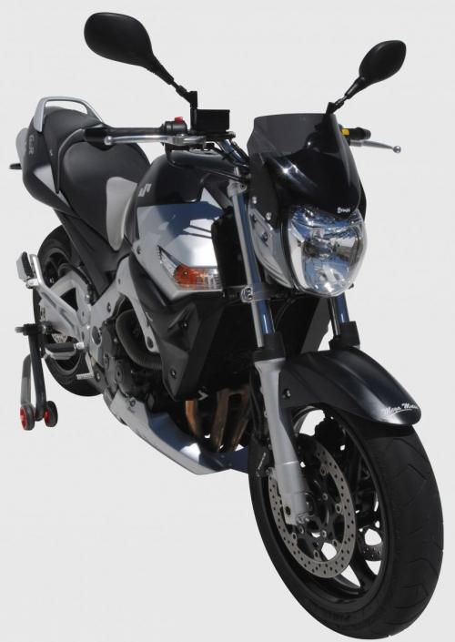 Ζελατίνα GSR 600 Ermax Κουρμπαριστή 2006-2011 Suzuki Σκούρο Φιμέ 27cm